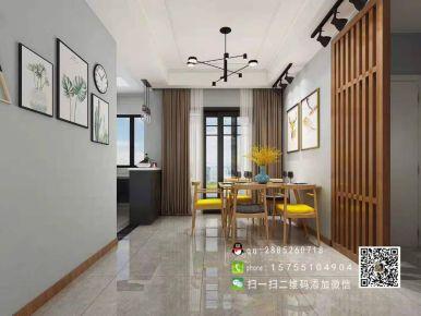 三居室创意混搭设计