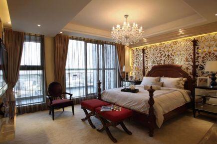 武漢吳家山美式三房裝修,過品質生活