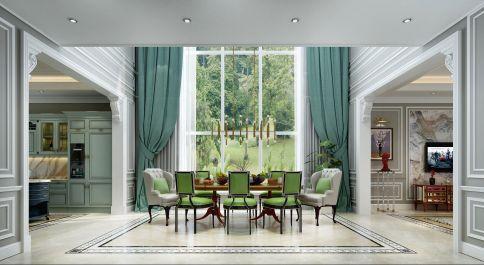 首开别墅欧式风格设计效果