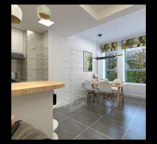 丽湾家园现代风格设计效果