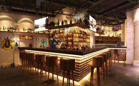 悠唐国际老番街酒吧设计效果