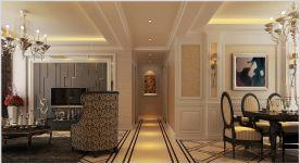 福州140平簡歐風三居裝修,打造專屬于你的愜意與浪漫