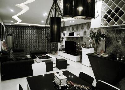 福州148平現代簡約三居裝修,以至簡詮釋大美,滿滿的品質感