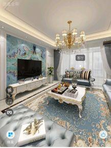 六安輕奢歐式風格裝修,優雅精致的高品質居住空間