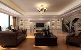 成都凱德世紀名邸時尚大氣現代風格裝修設計案例