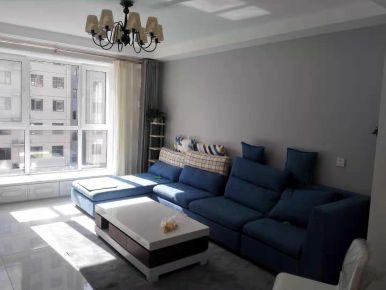 涞水万荣小区现代简约温馨二居室装修效果图