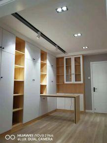 淶水新東城舒適簡約現代風格三居室裝修效果圖