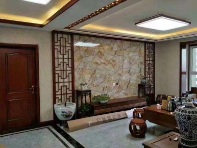 涞水祥和苑古典中式风格装修效果图展示