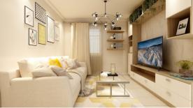 北京百万庄大街北欧风格小户型装修,温馨舒适的活力空间!