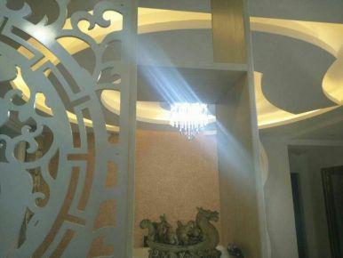 武汉简约中式四居室装修案例