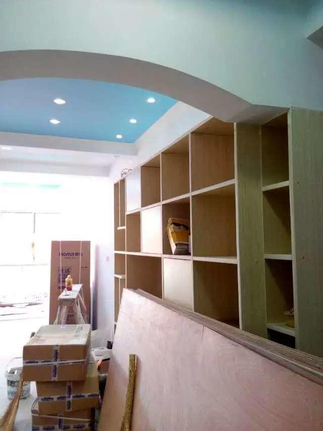 武汉简约中式三居室装修效果图