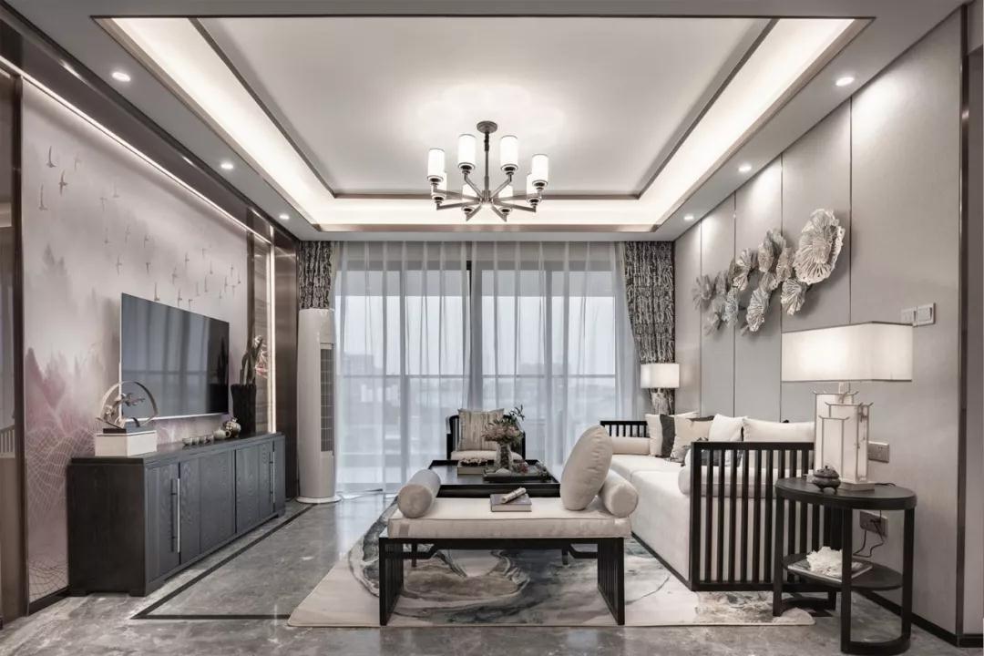 新中式风格三居室设计