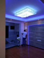 武汉现代简约风格四居室装修效果图