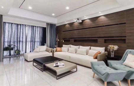 北京现代风格三居室装修,你值得拥有所有的美好!