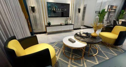 昆明现代轻奢风格装修,追求高品质生活首选!