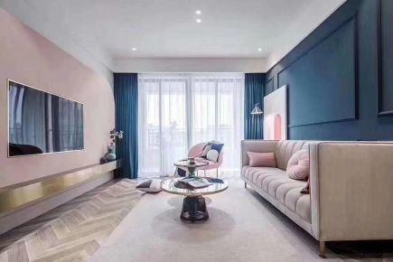 西安十年城简约风三居室装修,这样的设计看一眼就心动!