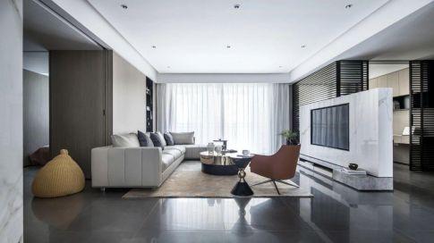 厦门三局现代台式风格设计案例