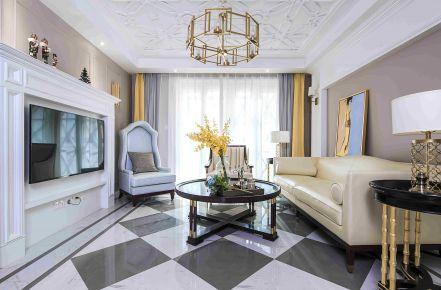 福州158平美式三居裝修,美浪漫演繹詩意生活!