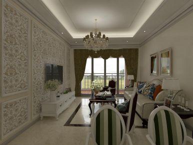 成都简欧风格四居室装修,舒适与高雅并存!