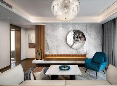 深圳创意混搭四居装修,打造奢华典雅的舒适住宅