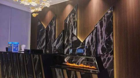 无锡奢华创意混搭风KTV娱乐场所装修效果图