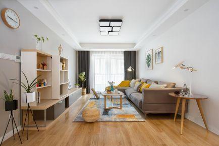 福州115平北欧风三室装修,温馨舒适的活力空间!