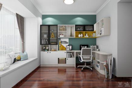 长沙现代风格三居装修,给你不一样的清新生活