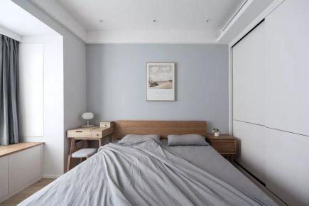 廊坊金悦小区现代北欧风小两居装修效果图展示