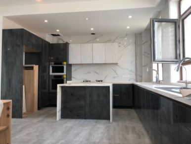 濟南現代簡約三室裝修,在簡約中追尋時尚!