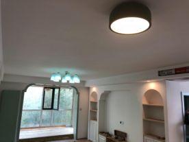 济南现代简约风格四居室精致家装案例