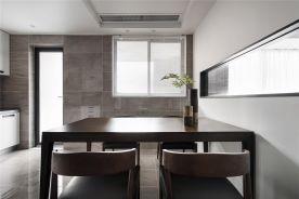 福州140㎡简约风三居室装修,高级灰设计打造真正有格调的家居!