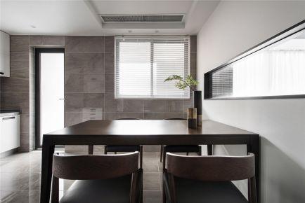 福州140㎡簡約風三居室裝修,高級灰設計打造真正有格調的家居!
