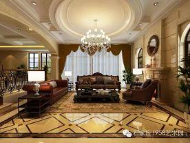 石家庄西山御园别墅中式风格装修,古典的低调与雅奢!