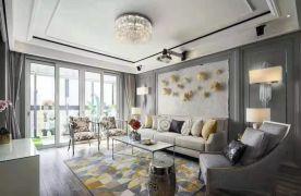 徐州三室后现代风格装修效果图展示
