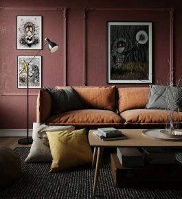 石家庄紫林湾131混搭现代三居室装修,给你不一样的创意美家