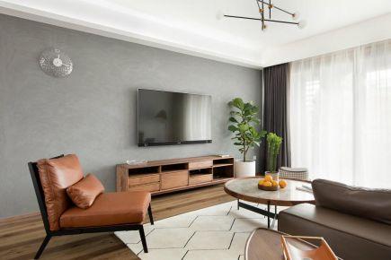重庆【维享家装饰】210平五居室混搭风格新家装修