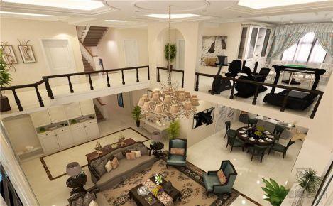 昆明歐式風格別墅裝修,高端大氣盡情顯露