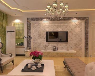 保定简欧风格二居装修,舒适与高雅并存!
