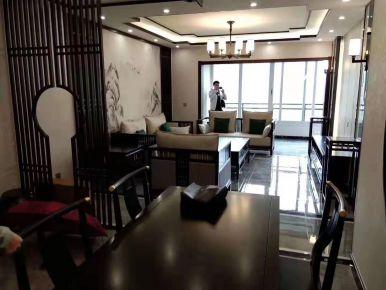 贵阳新中式三居装修实景图