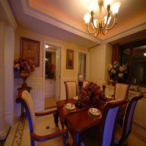 福州歐式新古典復式裝修,每一寸空間都盡顯優雅精致