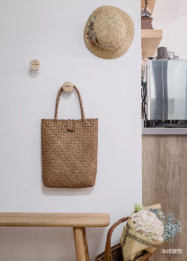 长沙90㎡现代简约三室装修,一切都是最美的样子!