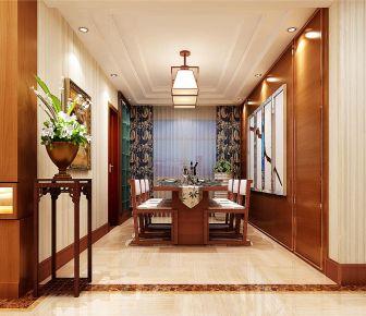 福州新中式风格复式装修,让你体会不一样的古典之风