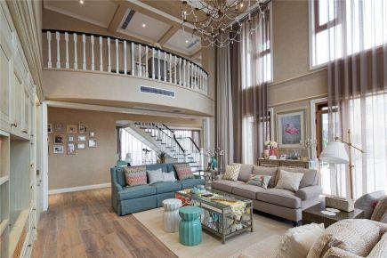 福州美式风格复式装修,打造优雅品质生活