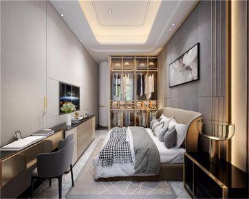 福州时尚轻奢别墅装修设计,缔造高品质生活