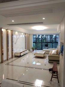 杭州花和雅居簡約風格四居室裝修效果圖展示
