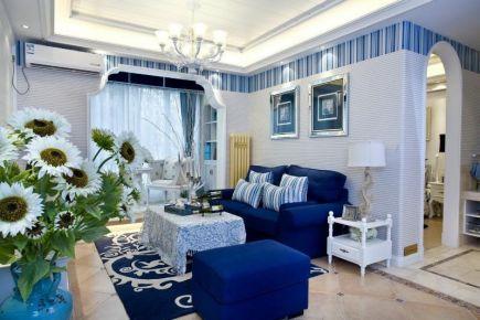 徐州中茵湖国际地中海风格装修,给你一个梦寐以求的家