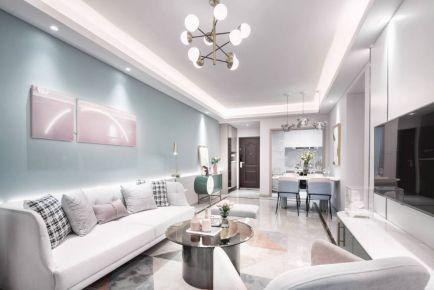 襄阳现代轻奢风三室装修,温柔了岁月,静谧了时光!