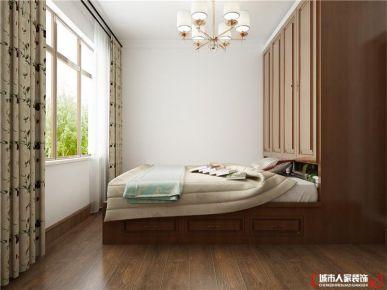 青島午山簡約新中式風格一居室裝修案例圖