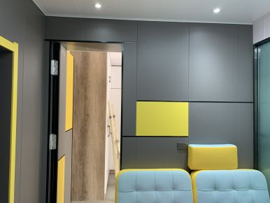 太原时尚现代简约风两室装修案例