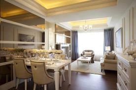 法式温馨三居室